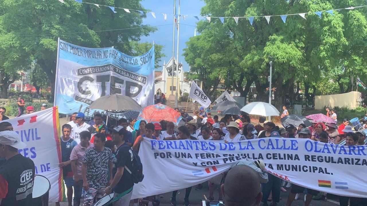 Photo of Manteros piden trabajo