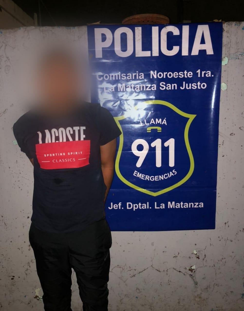 Photo of Continúan las detenciones de los moto chorros
