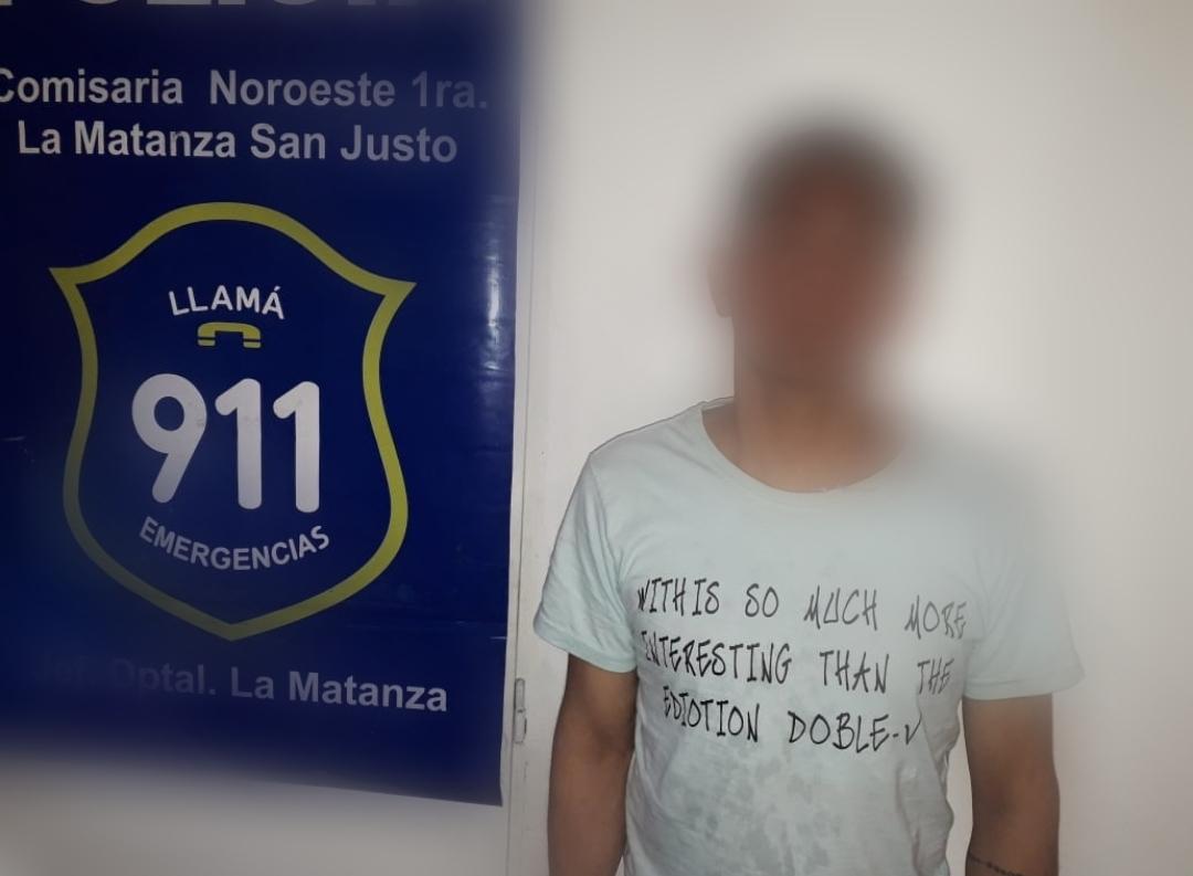 Photo of Detienen a un golpeador de mujeres