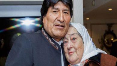 Photo of Evo Morales estará presente en la marcha de las madres de plaza de mayo