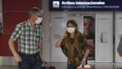Photo of ¡URGENTE! Segundo muerto por coronavirus en Argentina