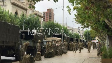 Photo of La Matanza: Desembarca el Ejército Argentino