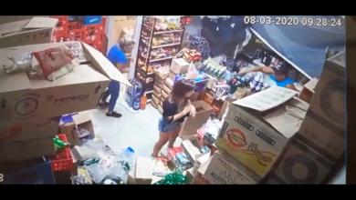 Photo of Virrey del Pino: Robaron un kiosco y ataron con precintos a las empleadas