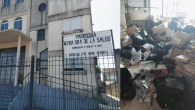 Photo of Durante la cuarentena roban dos veces una iglesia en una semana